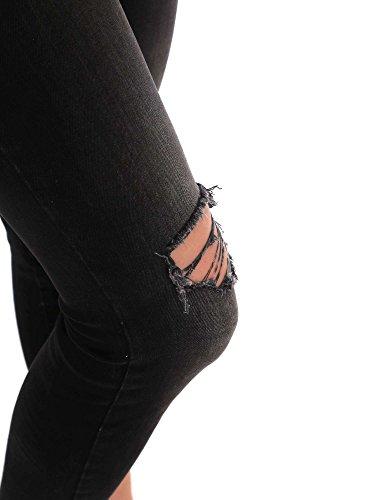 Se171l49d869co Jeans Nero 28 Donna Fornarina 6HdwxqgHU