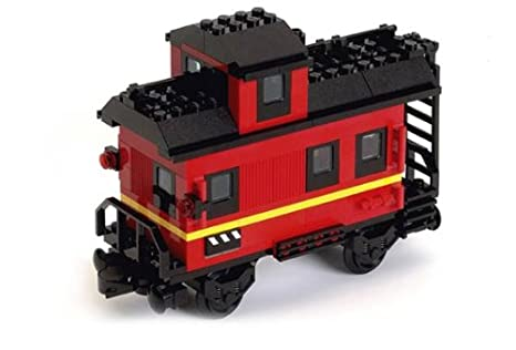 1 Train Wheels Complete Assembly 2878c01 BLACK LEGO Parts~