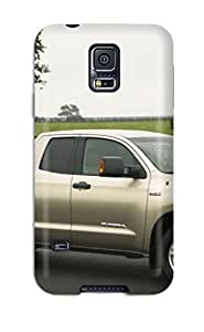 Tpu Shockproof/dirt-proof Toyota Tundra 17 Cover Case For Galaxy(s5)