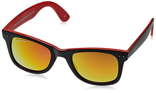 joe black Men's Wayfarer - Glasses Black Joe