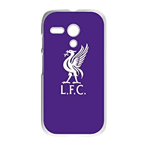 Motorola Moto G Phone Case for Liverpool Logo pattern design GLVPLG699675