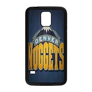 Denver Nuggets NBA Black Phone Case for Samsung Galaxy S5 Case