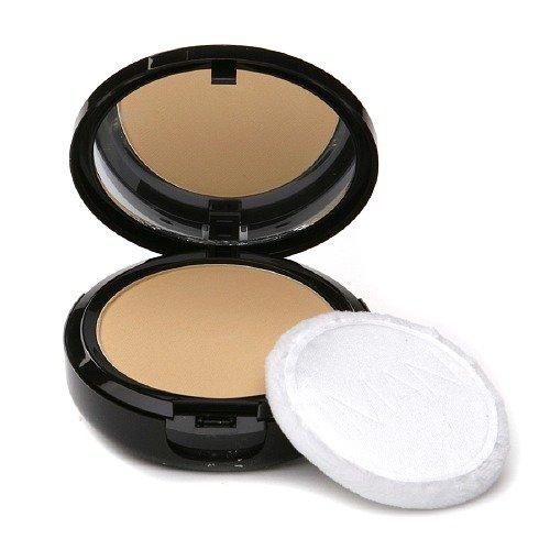 By Iman Luxury Pressed Powder - IMAN Luxury Pressed Powder, Sand Light/Medium 0.35 oz (10 g)