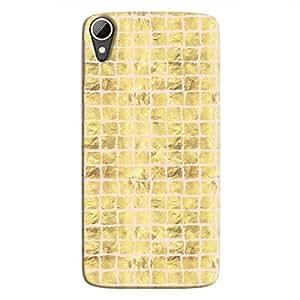 Cover It Up - Gold Pink Break Mosaic Desire 828 Hard Case