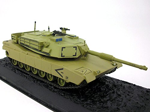 M1 Abrams Main Battle Tank 1/72 Scale Diecast Model, used for sale  Delivered anywhere in USA
