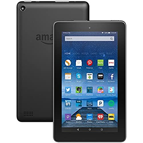Fire Tablet, 7 Display, Wi-Fi, 8 GB - Includes Special Offers, Black Coupons