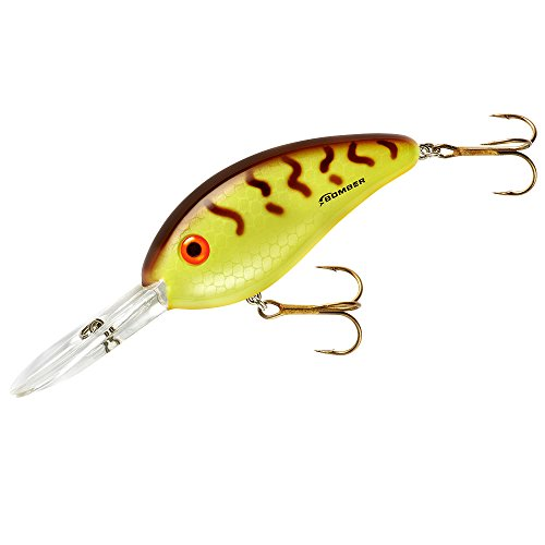 - Bomber Fat Free Shad Crawly Bottom