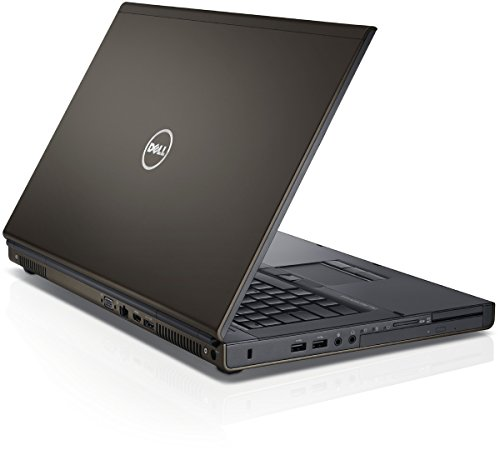 Dell Precision M6800 Business Mobile Workstation Notebook (Intel Core i7-4810MQ, 2.8GHz, 17.3
