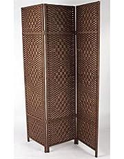ih casadecor SB-1026 Kenya Bamboo Screen, Brown