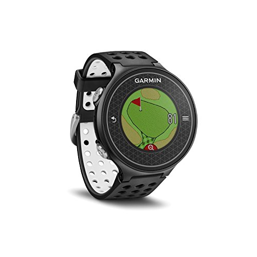 Garmin Approach S6 GPS Golf Watch Black 010-01195-01