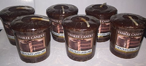 Yankee Candle Chocolate Layer Cake Votives