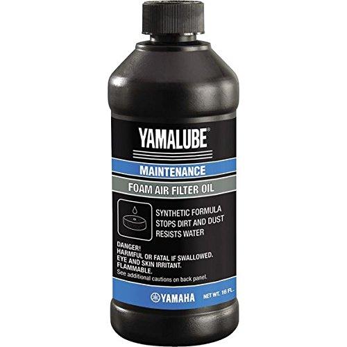 Yamalube Foam Filter Oil   16Oz