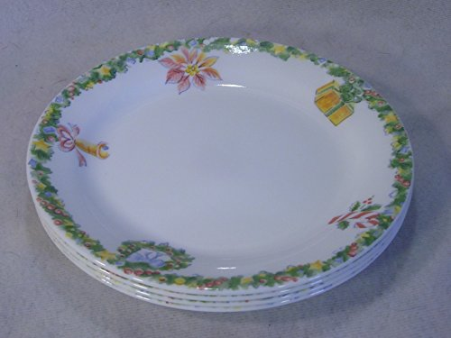 Corelle Christmas Joy Holiday 7.5
