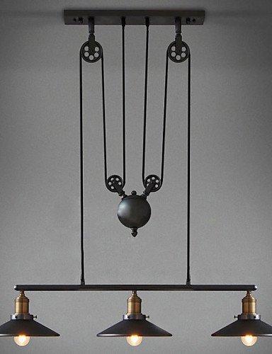 DXZMBDM® Pendelleuchten - LED / Ministil - Vintage - Wohnzimmer / Schlafzimmer / Esszimmer / Studierzimmer/Büro , warm white-220-240v