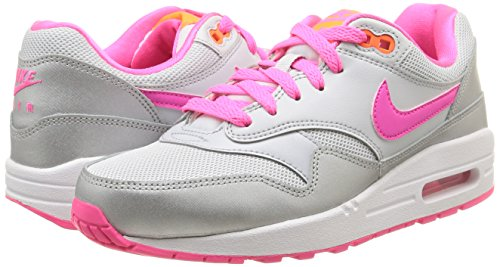Scarpe pnk Sportive Bambino Pltnm Nike Pw Unisex 1 whi brght Max Ctrs Pr Gs Air qvvCxITw