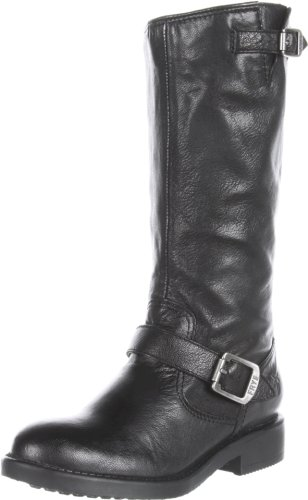 Slouch Boots Veronica - Frye Veronica Slouch Boot (Little Kid/Big Kid),Black,12 M US Little Kid