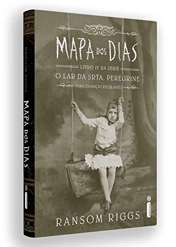 Mapa dos dias: série o lar da srta. Peregrine para crianças peculiares (Vol.4)
