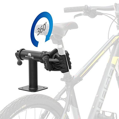 Bikehand Bicycle Bike Bench Mount Repair Rack Stand