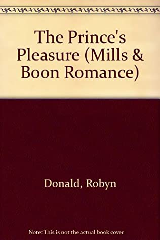 book cover of The Prince\'s Pleasure