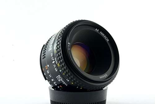 Nikon 50mm auto focus lens