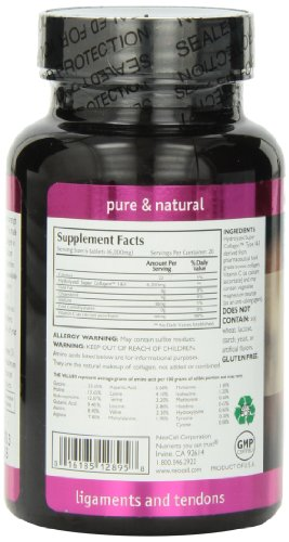 016185128958 - Neocell Super Collagen Type 1 and 3 plus Vitamin C Tablets, 120 Count carousel main 4