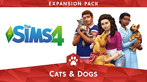 The Sims 4 Cats & Dogsバンドルの商品画像