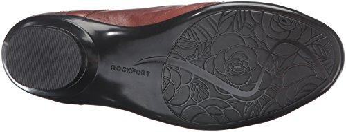 Cobb Hill Rock Womens Venera Valen Klänning Pump Mandel Läder