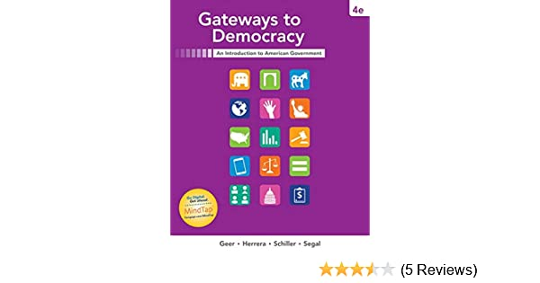 Gateways To Democracy 3rd Edition Pdf