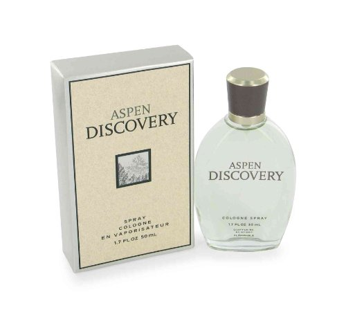 Aspen Discovery FOR MEN by Coty – 1.7 oz COL Spray