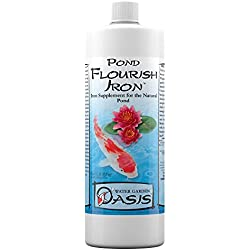 Pond Flourish Iron, 1 L / 34 fl. oz.