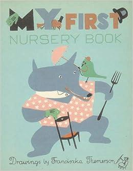 Descargar El Torrent My First Nursery Book PDF Gratis