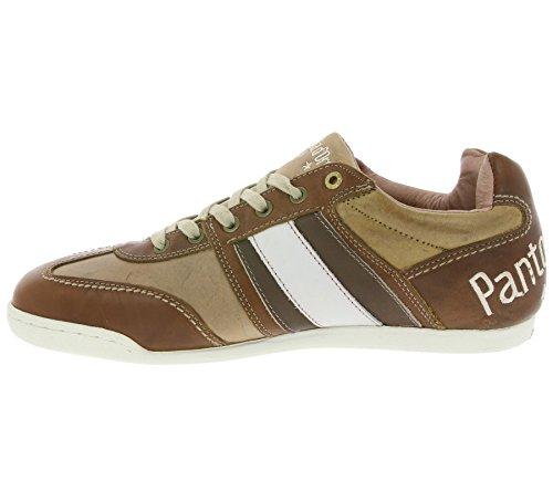 Pantofola DOro Ascoli Piceno Hombres Zapatos Marron PDO-01032MCB