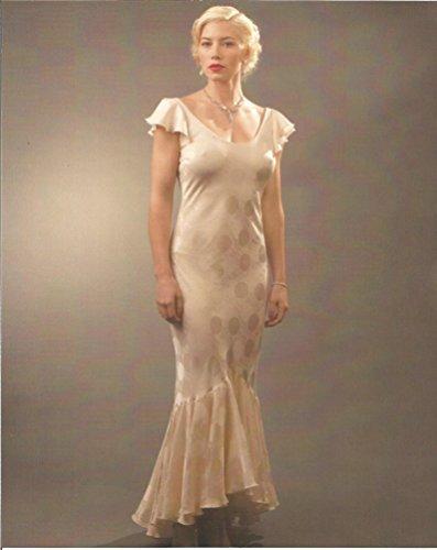 Jessica Biel 8x10 inch Costume Test Photo - 004 - period piece #2 No Bra]()