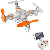 Rc Quadcopter,UMsky Mini Foldable RC Drone Collapsible Fuselage Wifi RC Helicopter Remote Control Drone with HD 720P Camera