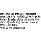 Fruity Snacks, Strawberry, 2.5 Ounce