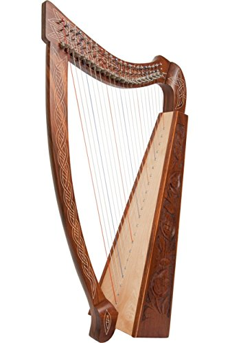 Heather Harp Tm, 22 Strings