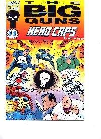 Big Guns the Hero Caps #1 Marvel