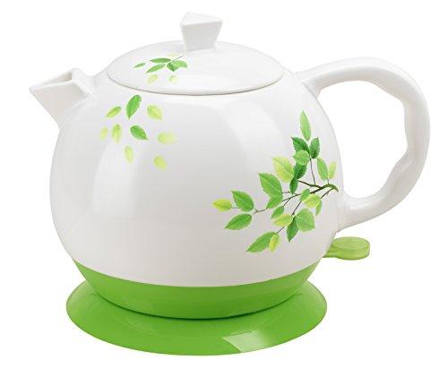 FixtureDisplay Teapot Ceramic Kettle Electric Kettle Water B