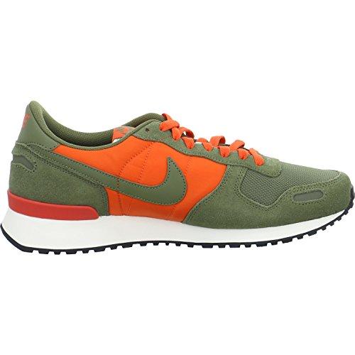 Vrtx medium sail Air 801 Nike black Basses Sneakers Multicolore Homme team Orange Olive a5wHqxv