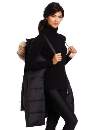 Canada Goose vest replica shop - Amazon.com: Canada Goose Women's Kensington Parka Coat: Sports ...