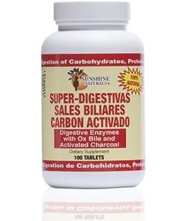 Amazon.com: Sales Biliares (OX BILE) 30 Tablets: Health ...