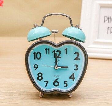 Apple Metal Bell Reloj despertador Bell alarma reloj niño ...