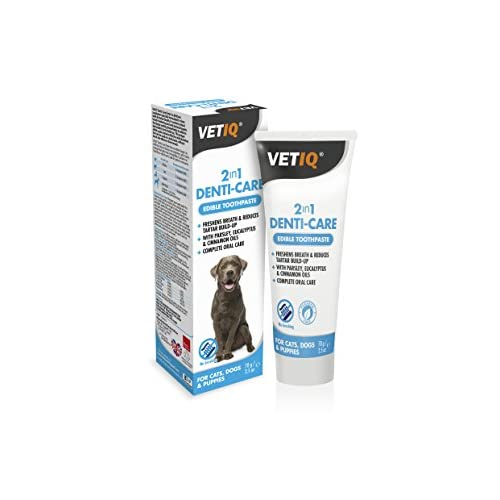 Mark & Chappell Breath & Dental Care Paste for Dogs, 2.4-Ounce 50%OFF