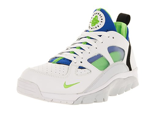 NIKE Air Trainer Huarache Low Mens White clearance factory outlet recommend official site online cheap for cheap 6f7bS0oo7