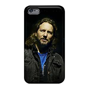 Apple Iphone 6 DkX451lMaj Customized Nice Pearl Jam Music Skin Best Hard Phone Covers -SherriFakhry
