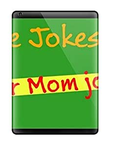 Premium Protection Funny Yo Mama Comebacks Case Cover For Ipad Air Retail Packaging