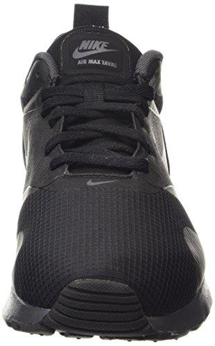 Nike Air Max Tavas Chaussures De Course Noir / Anthracite-noir