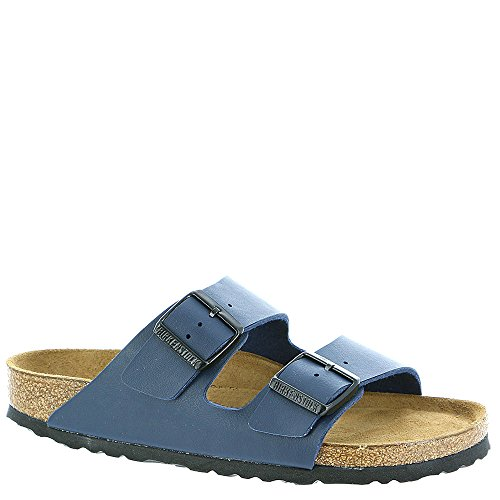 Birkenstock Unisex Arizona Navy Sandals - 10-10.5 2A(N) US Women/8-8.5 2A(N) US Men by Birkenstock