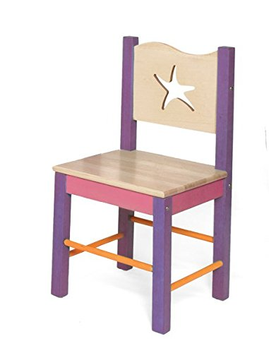 Room Magic Starfish Desk Chair, Grey