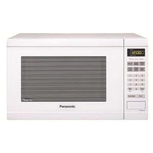 Amazon Com Panasonic Nn Sn651w Microwave Oven Kitchen